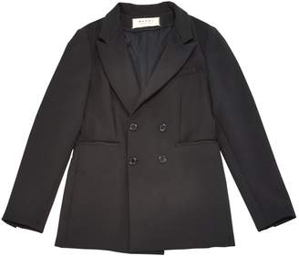 Marni Black Wool Jackets