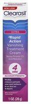 Clearasil Ultra Rapid Action Treatment Cream - 1 oz