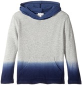 Splendid Littles Dip-Dye Hooded Top Boy's Clothing