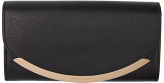 See by Chloe Black Lizzie Wallet
