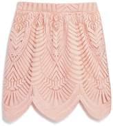 Bardot Junior Girls' Lace Detail Skirt, Big Kid - 100% Exclusive