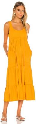 Free People Reel Love Midi Dress