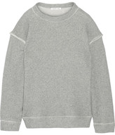 Helmut Lang Cotton Sweater - Stone