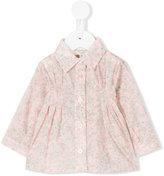 Cashmirino - Micro-floral print shirt - kids - Cotton - 3 mth