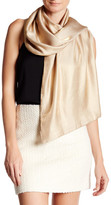 Cejon Satin Chiffon Double Sided Wrap