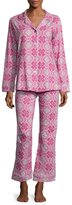 BedHead Paisley Love Long-Sleeve Classic Pajama Set