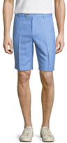 Brooks Brothers Flat Front Bermuda Shorts
