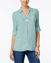 MICHAEL Michael Kors Utility Shirt