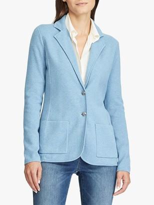 Ralph Lauren Ralph Alvarta Cotton Blend Jacket, Denim Blue