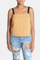 Lumiere Gold Color-Block Cami