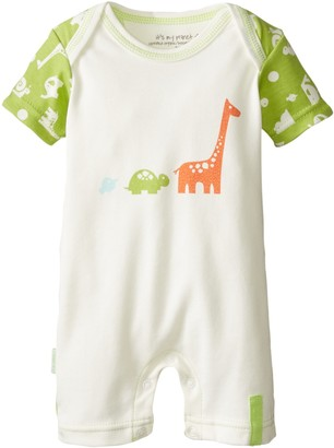 Kushies Baby It's My Planet 2 Romper