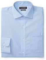 Lauren Ralph Lauren Slim-Fit End-on-End Stretch Estate Dress Shirt