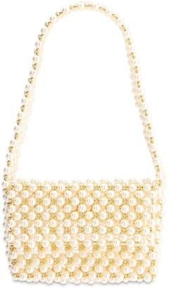 VANINA The Pearl Mist Shoulder Bag