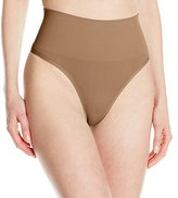 Yummie by Heather Thomson Women's Jasmina Seamlessly Everyday Shaping Thong