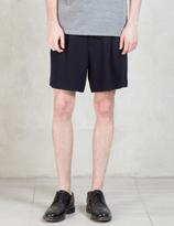 Kolor Paneled Jeresey Shorts