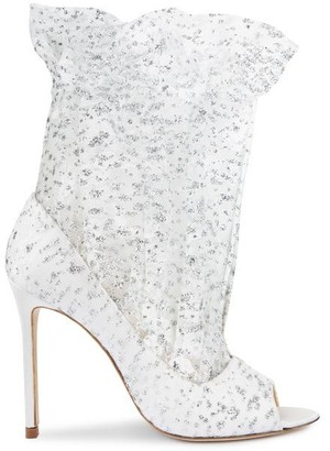 Nora Aÿtch Nora Aytch Samantha Lace Booties