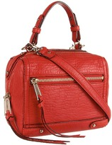Rebecca Minkoff Caleb (Fire Engine) - Bags and Luggage