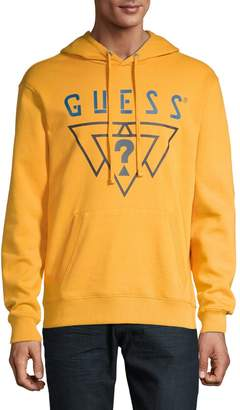 GUESS Roy Triangle Hoodie