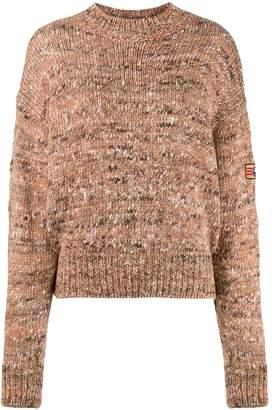 Etro fleck knit jumper