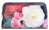 Ted Baker Large Blushing Bouquet Cosmetics Case