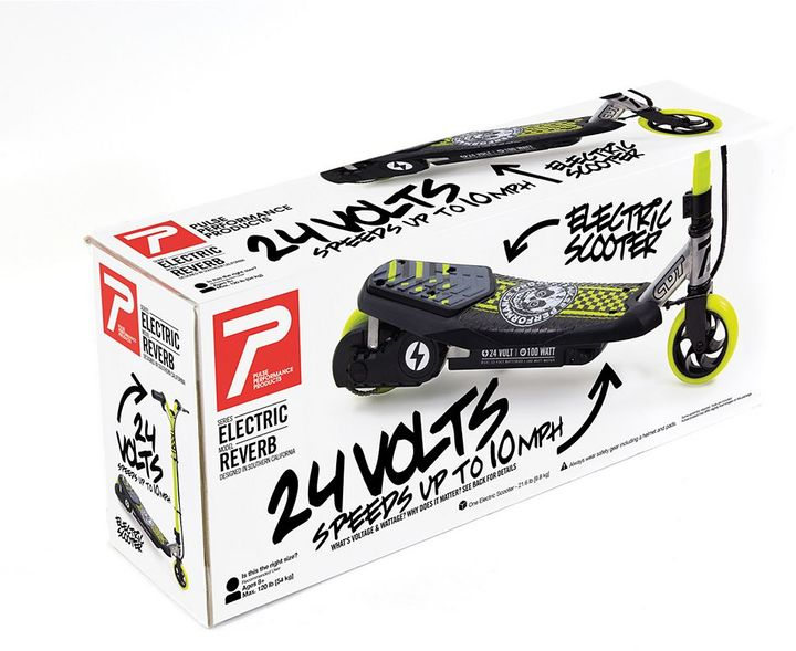 Pulse pawn reverb electric scooter