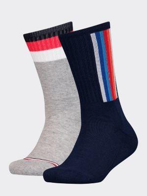 Tommy Hilfiger 2-Pack Kids' Stripe Socks