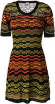 M Missoni patterned knit mini dress