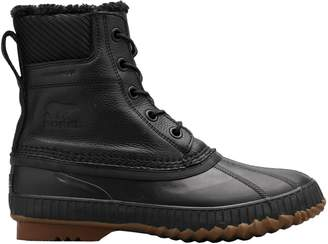 Sorel Cheyanne II Lux Shearling-Trimmed Waterproof Boots