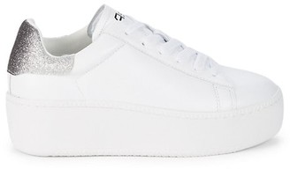 Ash Cult Leather Sneakers