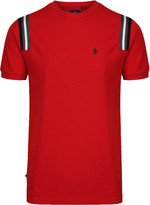 Luke 1977 Le Harve T-shirt Tech Red
