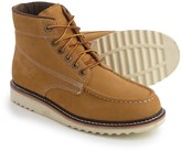 "Wolverine No. 1883 Ranger Moc-Toe Boots - Nubuck, 6"" (For Men)"