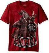 The Mountain Men's U of Alabama Bama Stomp Adult T-Shirt
