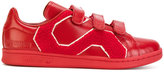 Adidas By Raf Simons Comfort Badge sneakers - men - Leather/Polyamide/rubber - 7