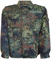 Miltec German Army Camouflage Field Shirt, XL-short