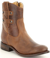 Justin Boots Double Strap Booties