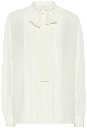 Etro Silk crepe de chine blouse