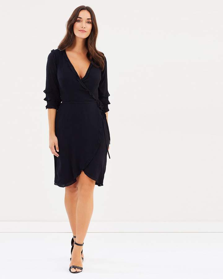 Cooper St Sycamore Wrap Dress