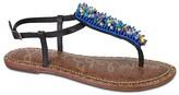 Sam Edelman Gabrielle Beaded Thong Sandals
