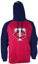 Stitches Men's Minnesota Twins Fleece Hoodie