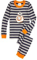 Hanna Andersson Star Wars TM Organic Cotton Fitted Two-Piece Pajamas (Toddler Boys, Little Boys & Big Boys)