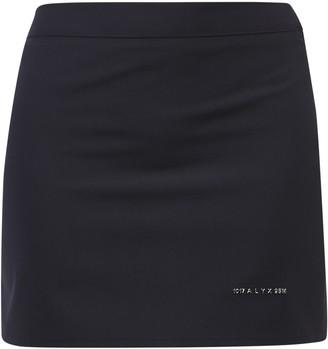 Alyx Logo Print Mini Skirt