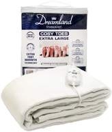 Dreamland Starlight Cosy Toes Double Heated Under Blanket
