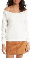 Rebecca Minkoff Women's Ziering Sweatshirt