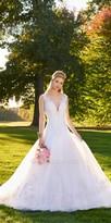 Camille La Vie Lace Illusion Tulle A Line Wedding Dress