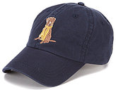 Daniel Cremieux Chuck Dog Embroidered Logo Baseball Cap