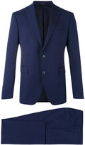 Tagliatore two piece suit - men - Cupro/Virgin Wool - 54