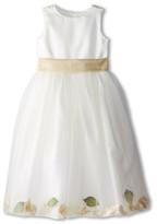 Us Angels Sleeveless Petal Dress (Little Kids)