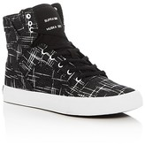 Supra Boys' Skytop Metallic Pattern High Top Sneakers - Toddler, Little Kid, Big Kid