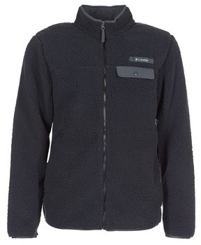 Columbia MOUNTAIN SIDE HEAVYWEIGHT FLEECE ZIP men's Fleece jacket in Black