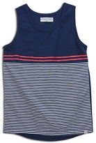 Sovereign Code Boys' Contrast Stripe Tank - Sizes S-XL